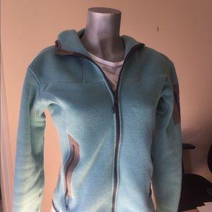 Arc'teryx Polartec hooded jacket
